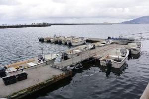 Campens båtar